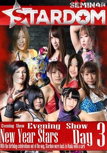 Poster of Stardom New Years Stars  Tag 3 (Evening Show)