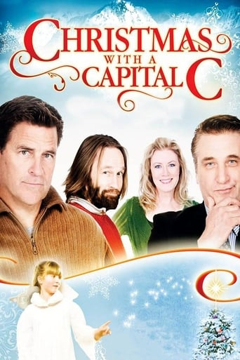 Poster of Christmas with a Capital C