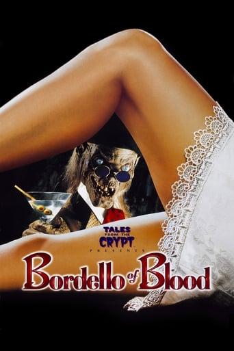 Bordello of Blood (1996) - poster
