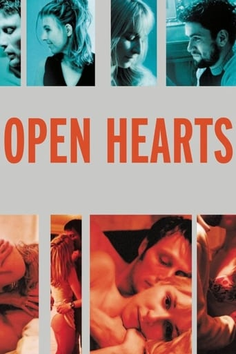 Open Hearts Movie Poster