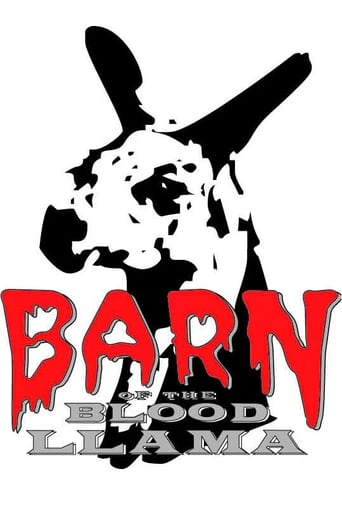 Poster of Barn of the Blood Llama