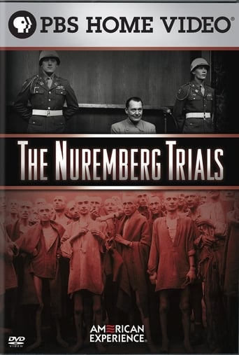 Poster of American Experience: The Nuremberg Trials