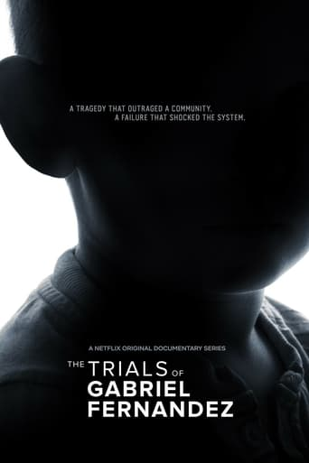 The Trials of Gabriel Fernandez Poster