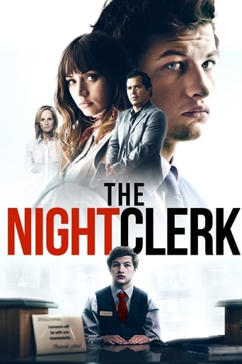 voir film The Night Clerk streaming vf