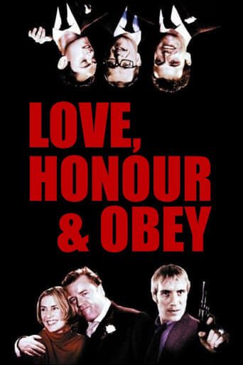 Poster of Love, Honor and Obey