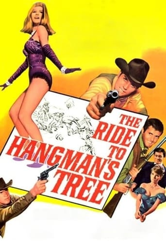 Poster of The Ride to Hangman's Tree