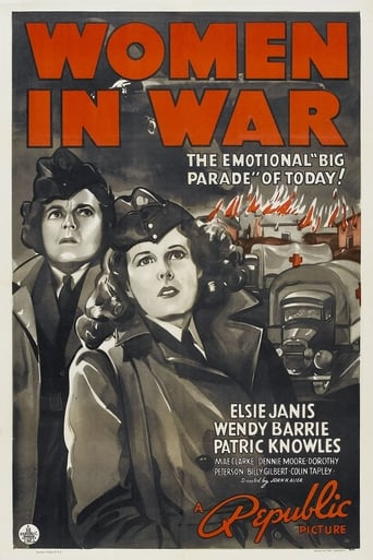 Poster of Women in War