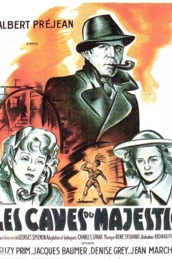 Poster of Les Caves du Majestic