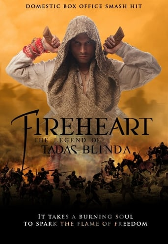 Fireheart: The Legend of Tadas Blinda