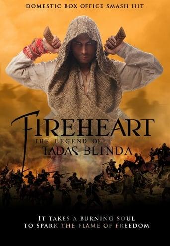 Poster of Fireheart: The Legend of Tadas Blinda