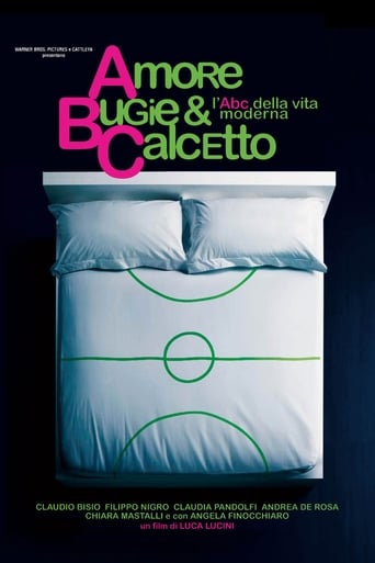 Poster of Amore, bugie e calcetto