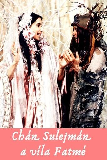 Poster of Chán Sulejmán a víla Fatmé