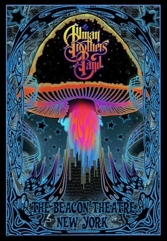 Allman Brothers Band - With Eric Clapton at the Beacon Theatre, NYC