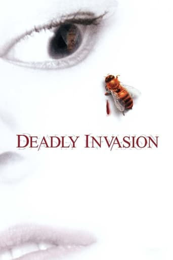 Poster of Deadly Invasion: The Killer Bee Nightmare