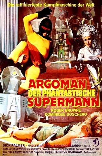 Argoman - Der phantastische Supermann