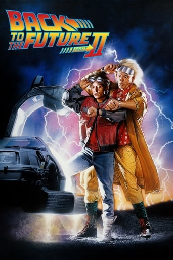 Watch Back to the Future Part II Online