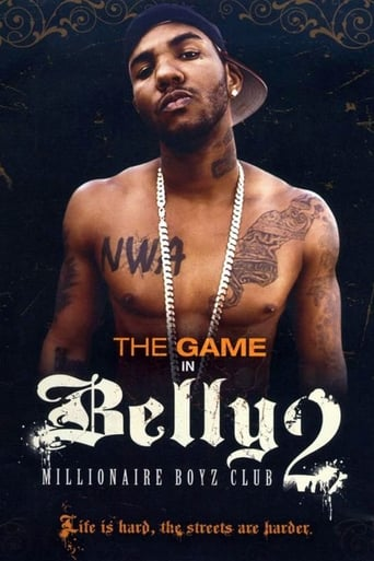 Poster of Belly 2: Millionaire Boyz Club