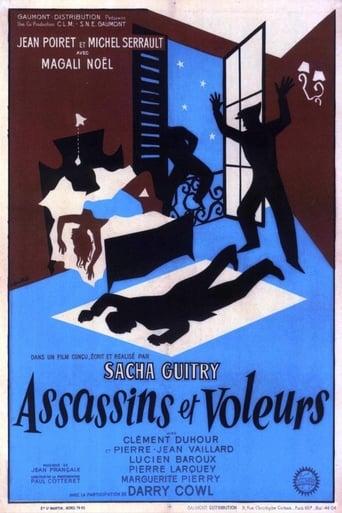 Poster of Assassins et voleurs