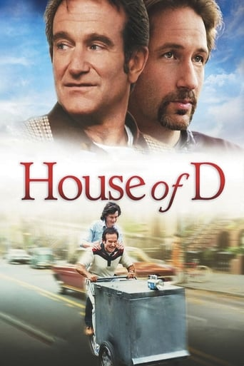 Poster of House of D