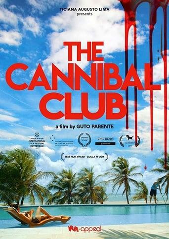 O Clube dos Canibais - Poster