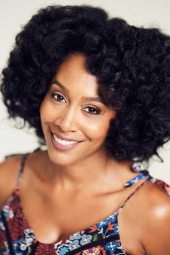 Simone Missick alias Misty Knight