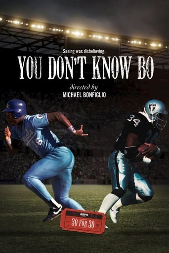You Don't Know Bo poster