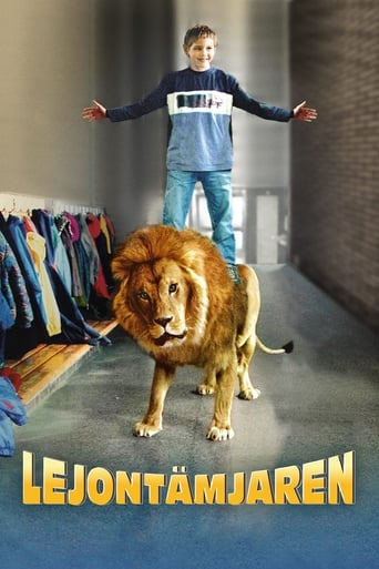 Poster of Strong as a Lion