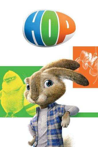Hop (2011) - poster
