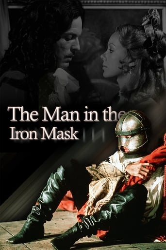 Poster of La máscara de hierro