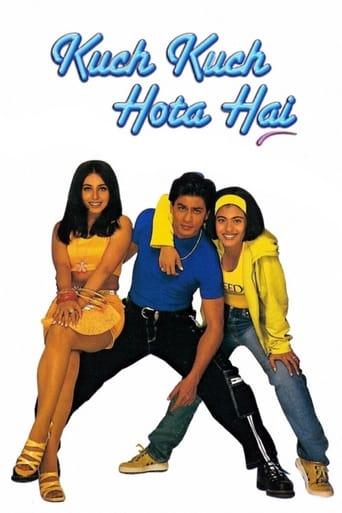Poster of Kuch Kuch Hota Hai