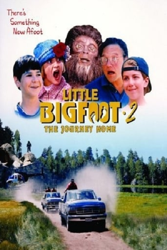Poster of Little Bigfoot 2: The Journey Home