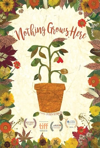 Poster of Nothing Grows Here