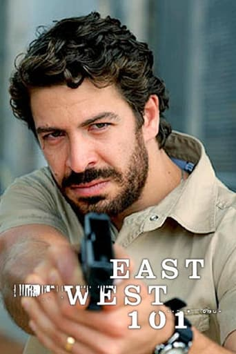 Poster of East West 101