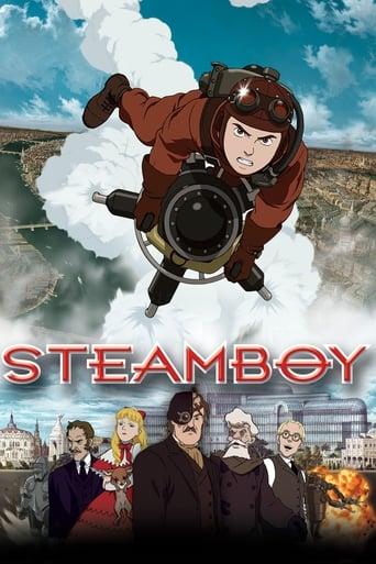 voir film Steamboy streaming vf