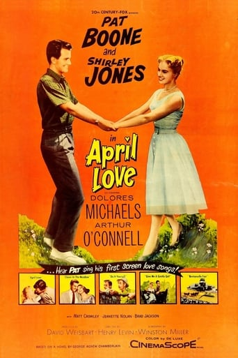 Poster of April Love