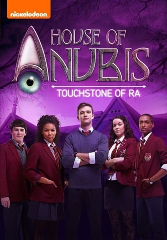 Poster of House of Anubis: The Touchstone of Ra