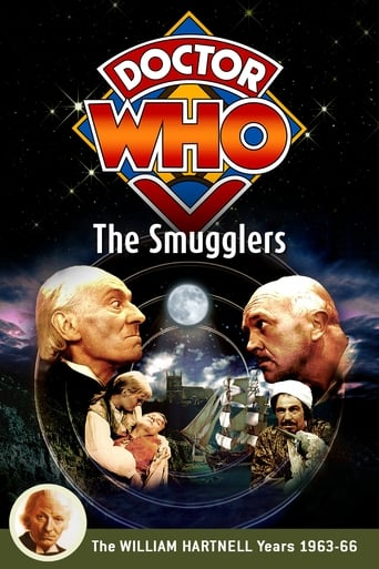 Poster of Doctor Who: The Smugglers