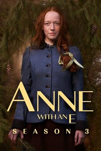 Anne with an E 3ª Temporada - Poster