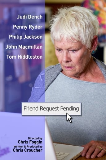 Poster of Friend Request Pending