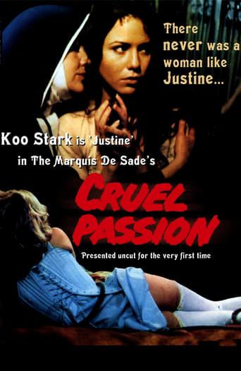 Poster of Cruel Passion