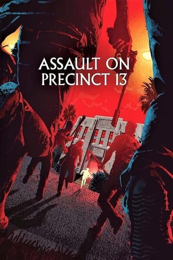 Assault on Precinct 13 (1976) - poster