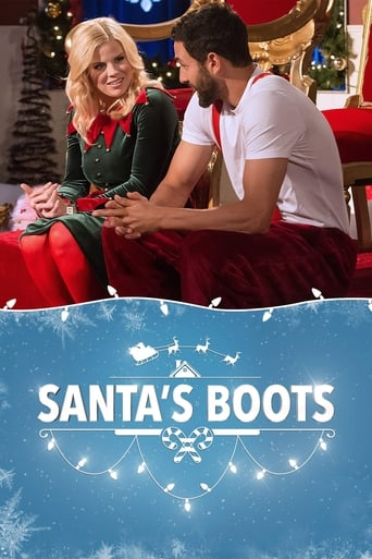 Poster of Santa's Boots
