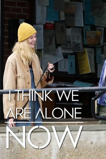 Poster of I Think We're Alone Now