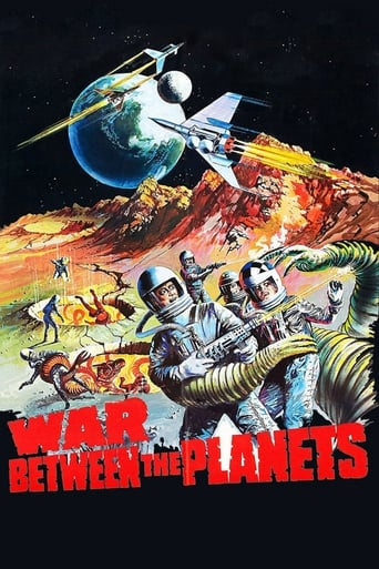 'War Between the Planets (1966)