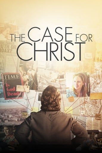 Kristaus byla / The Case for Christ (2017) žiūrėti online