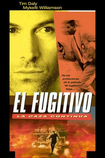 Poster of El fugitivo: La caza continúa