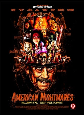 Poster of American Nightmares