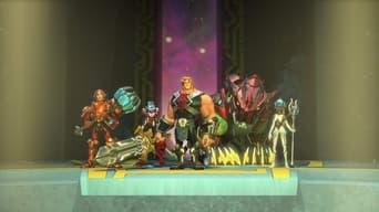 Хі-Мен і Володарі Всесвіту (2021- )