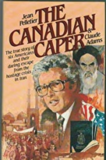 Poster of Escape From Iran: The Canadian Caper