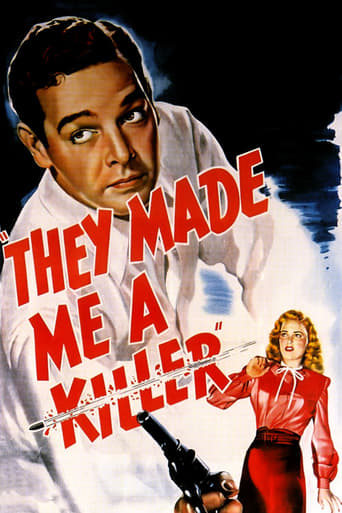 Poster of They Made Me a Killer